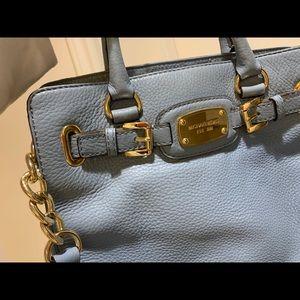Michael Kors Light Blue Bag